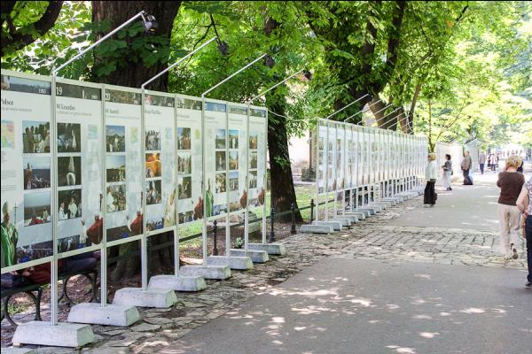 Wystawa 104 Pielgrzymka Jana Pawła II