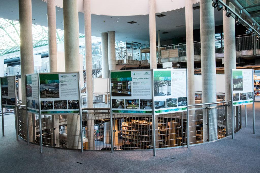 Wystawa plenerowa Warszawa